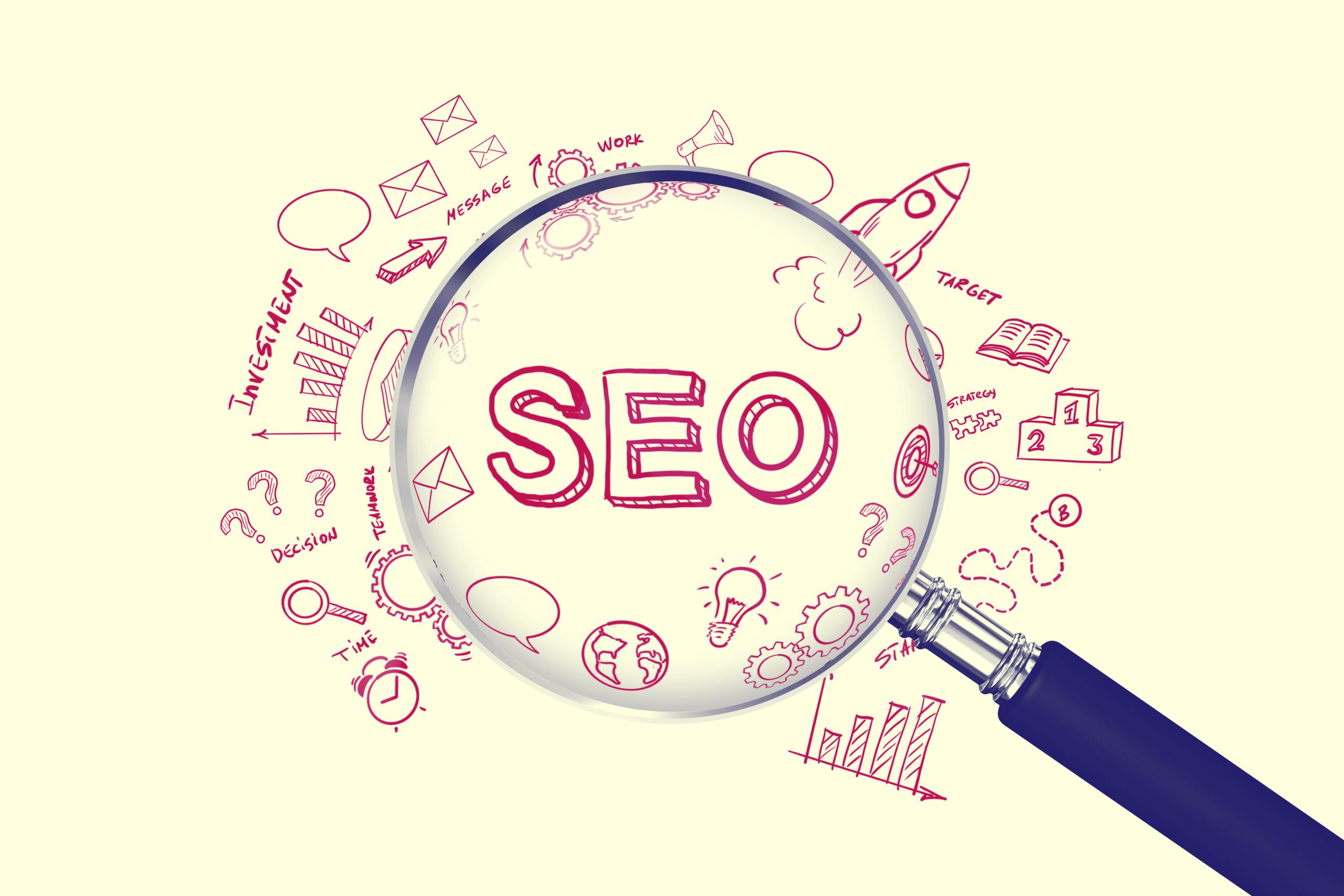 SEO pode te ajudar a ranquear seu conteúdo nas páginas de busca