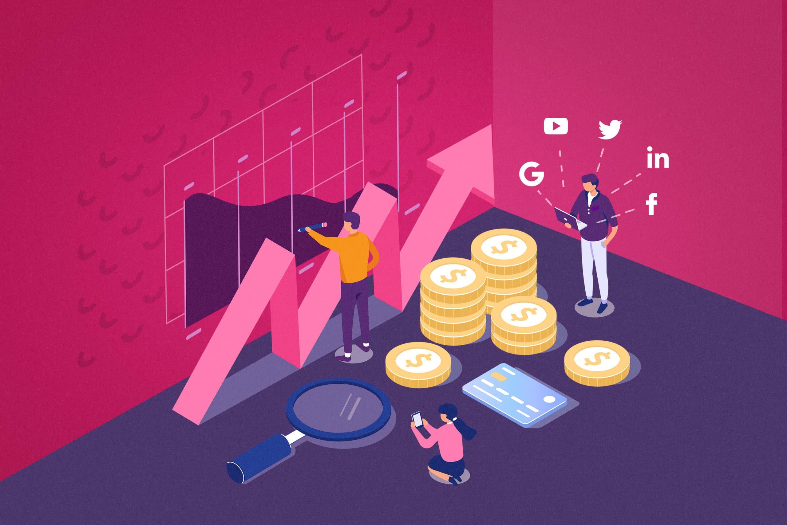 Como distribuir o budget de marketing na sua estratégia?