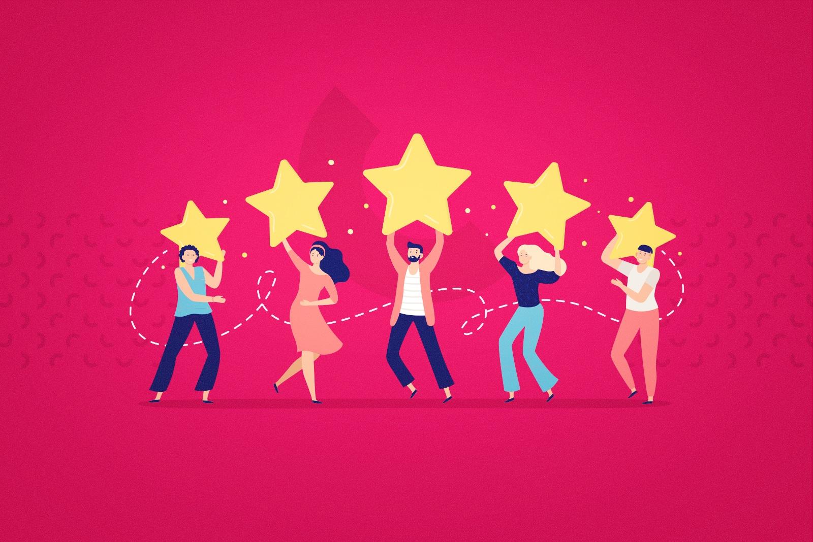 ilustração-com-etapas-do-etapas-do-customer-success