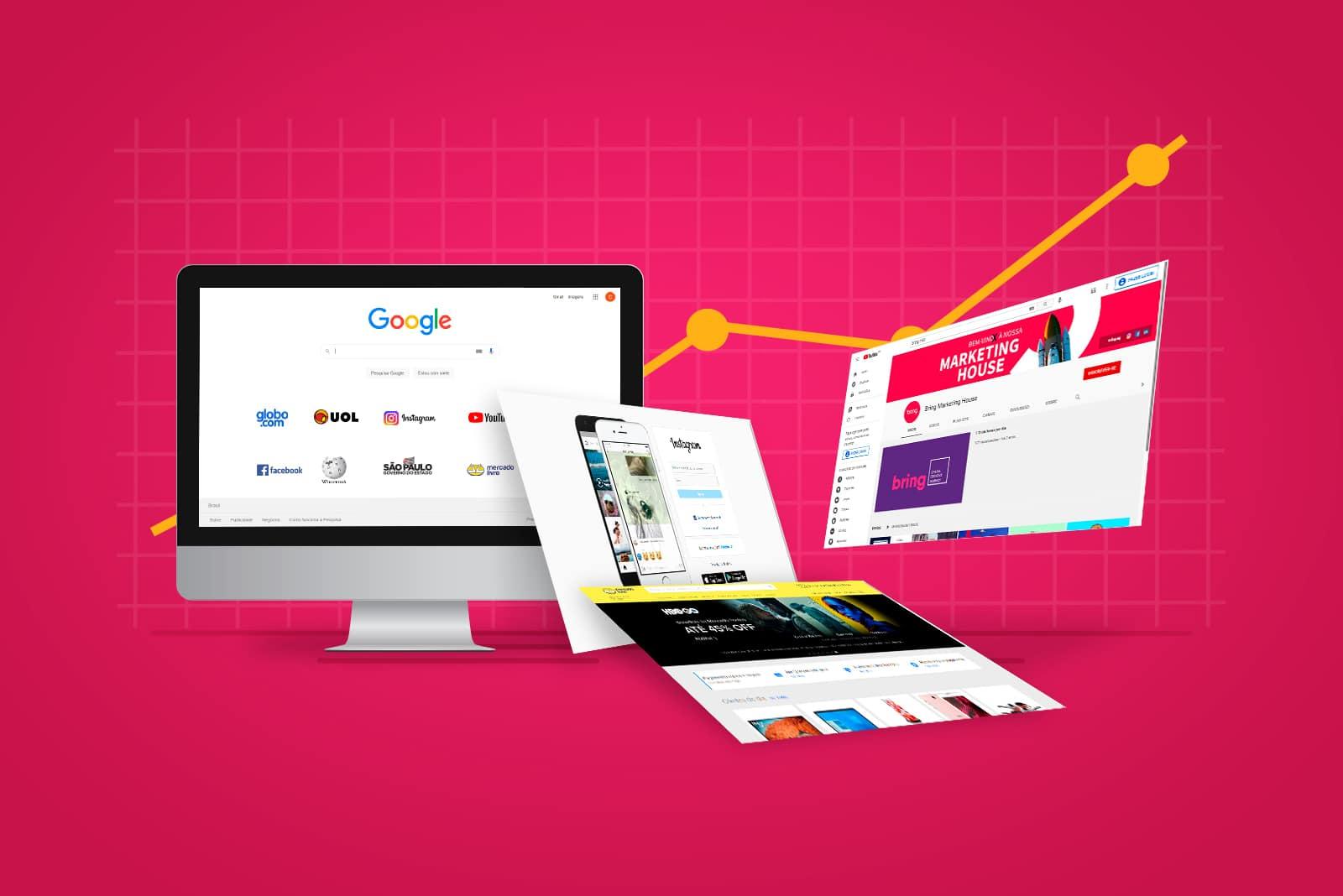 imagem-representando-sites-mais-acessados-do-brasil