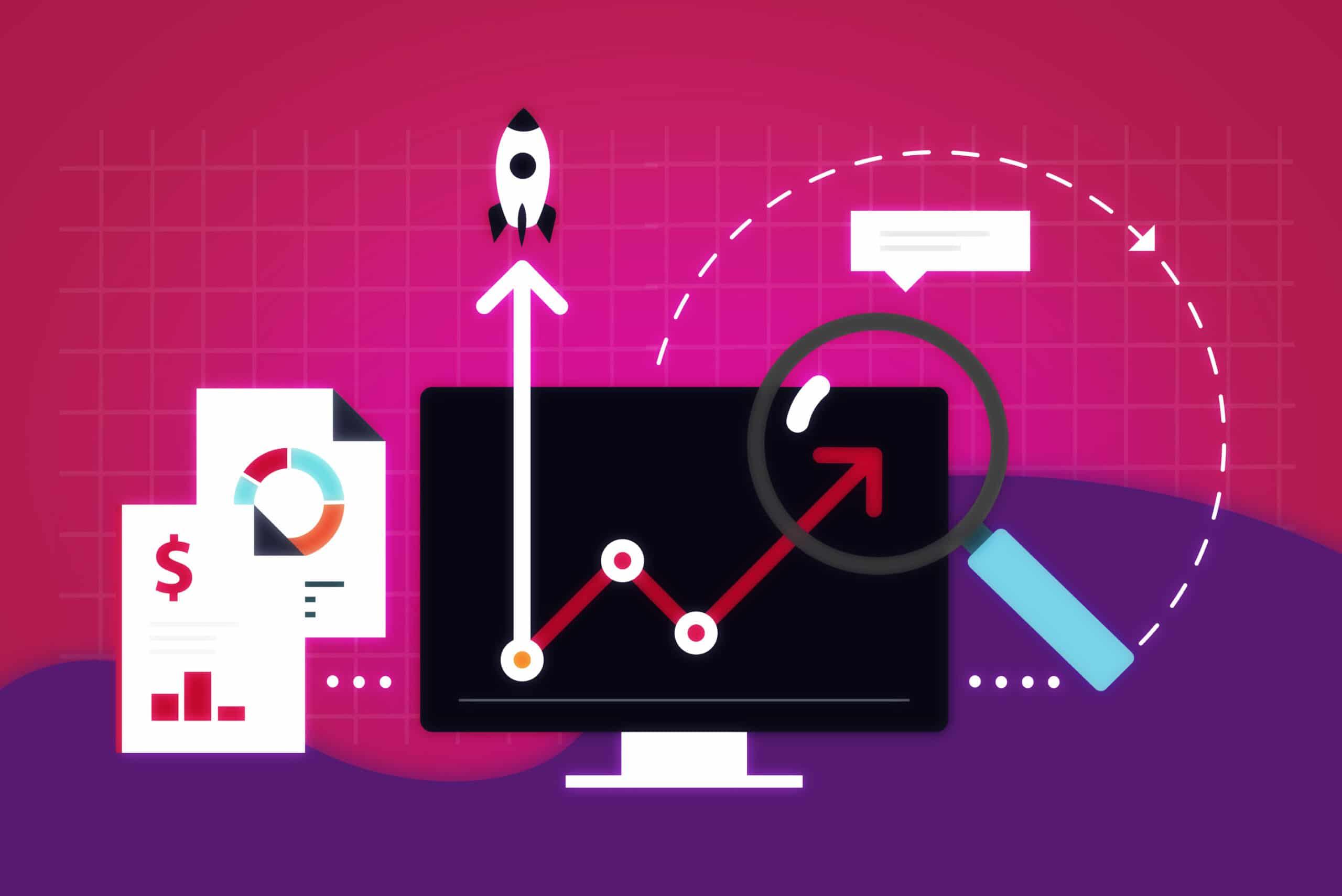 Conheça as principais métricas de marketing digital e saiba como analisar a performance de ações e campanhas online